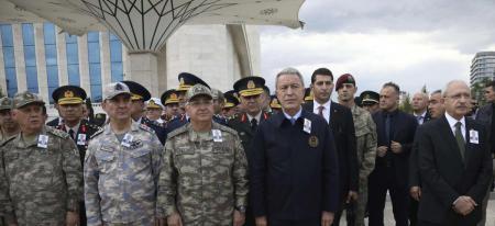 Греция стягивает технику к границе с Турцией!