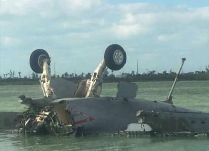В ВВС США резко возросло количество авиационных катастроф