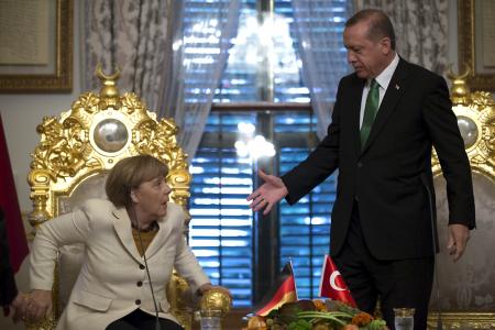 Эрдоган:Я вижу, что ЕС идет к своему концу! Вопрос о Турции в ЕС нуждается в референдуме