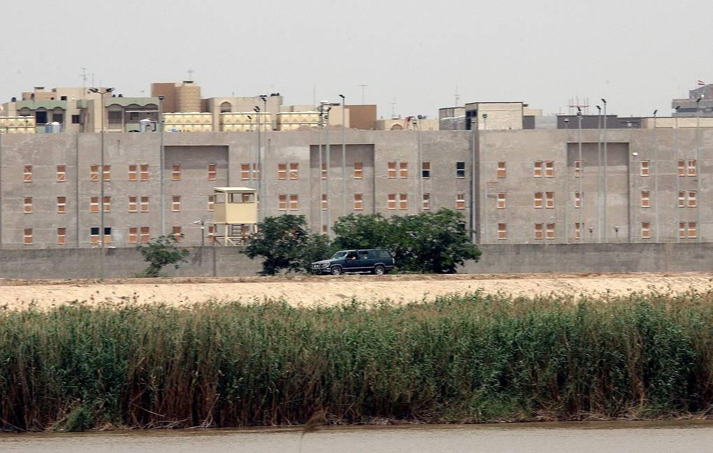 США отзывают часть своих дипломатов из посольства и консульства в Ираке (Влад-Днепр)