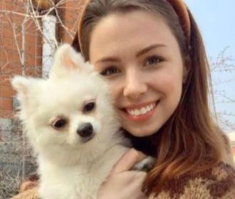 Мстя Украины девочке с собачкой (Влад-Днепр)