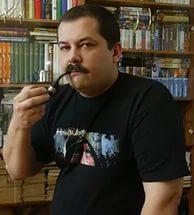 Сергей Лукьяненко: Витя Солнышкин и Иосиф Сталин. (Замполит)
