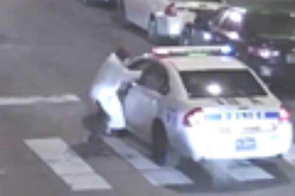 Филадельфия: психопат подстрелил офицера полиции во славу ИГИЛ (Podvalny)