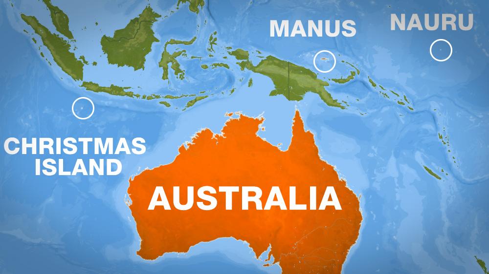 Как Австралия решает проблему беженцев (Podvalny)