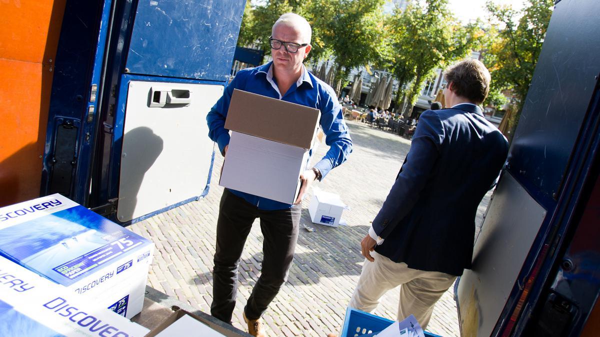 Зрада: в Нидерландах активисты инициируют референдум по договору о евроассоциации Украины (Podvalny)