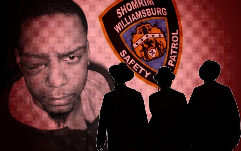 Однажды в Америке: в Нью-Йорке обнаружилась хасидская милиция Шомрим (Podvalny)