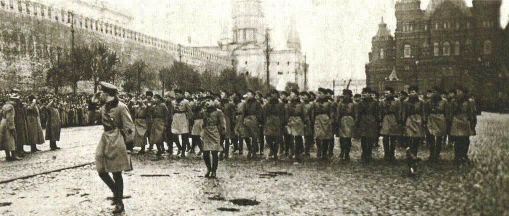 Элита Русской Императорской Армии защищала Отечество в рядах Красной Армии (Artem_01)
