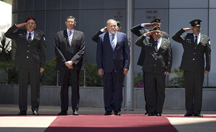 Интервью: предлагаю читателям АфтерШок задать вопросы министру обороны Израиля (Krich LI)