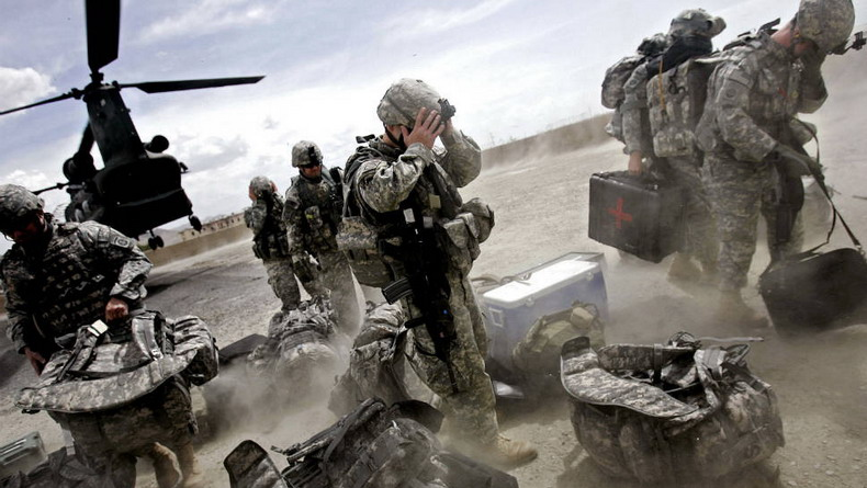 Будущий блиц-криг НАТО против России: наземная и морская война ч.2 (BRICS)