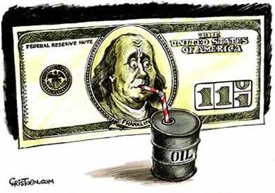 Войны нефтедоллара (BRICS)