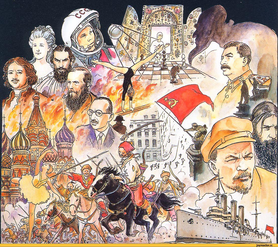 О. Бессонова: Раздаточная экономика России: прошлое, настоящее, будущее (кислая)
