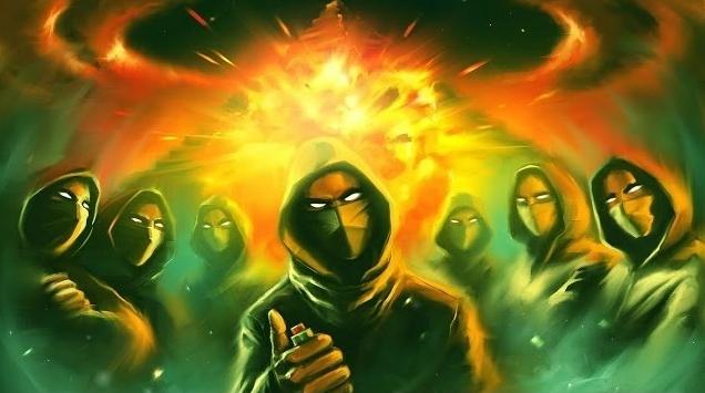 Ведьмы и Мертвецы: Заговор против Заговора (кислая)