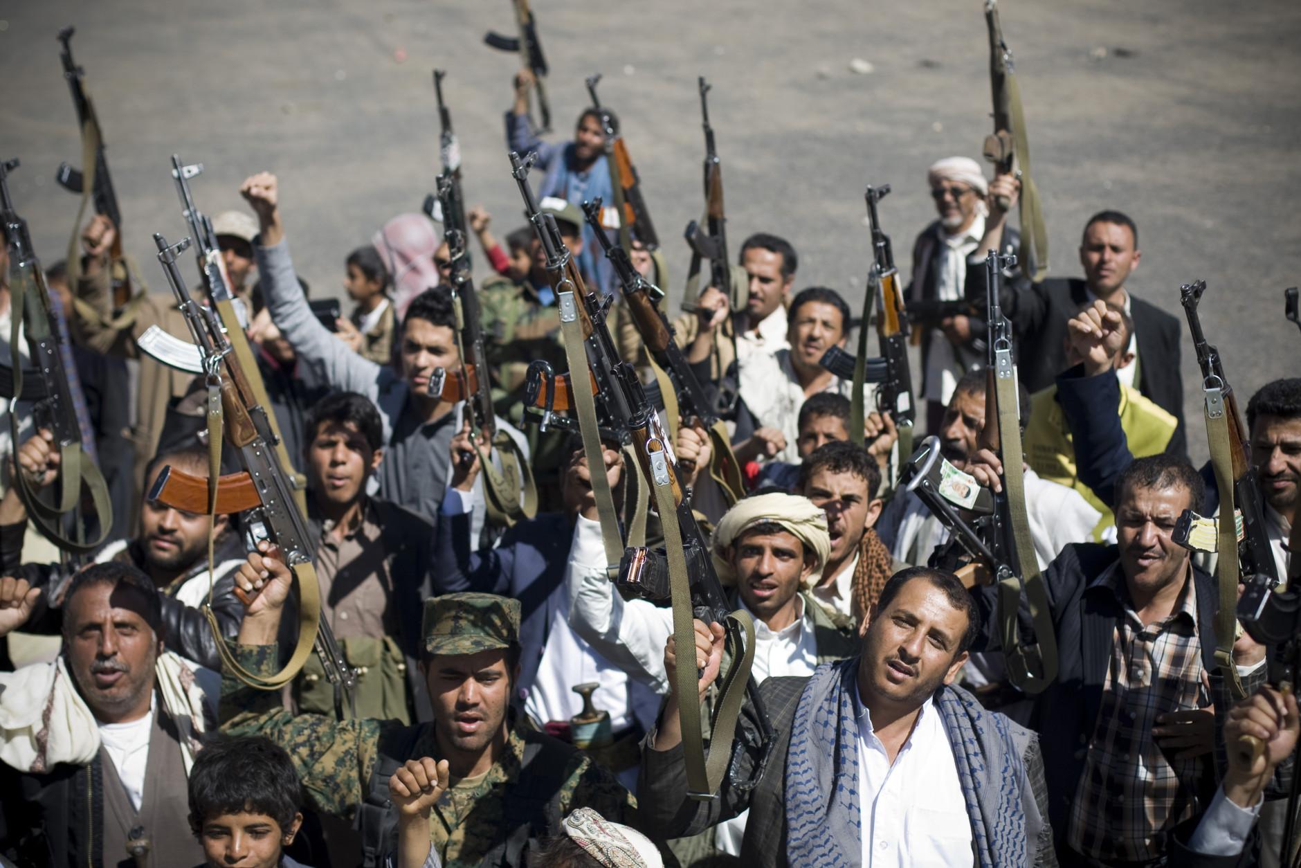 houthi movement in yemen essay