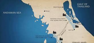 Закат Сингапура: Китай начнет строительство альтернативного канала в Индийский океан (кислая)