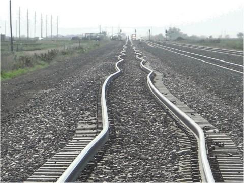Отправленный в обход России украинский поезд застрял в Китае (кислая)