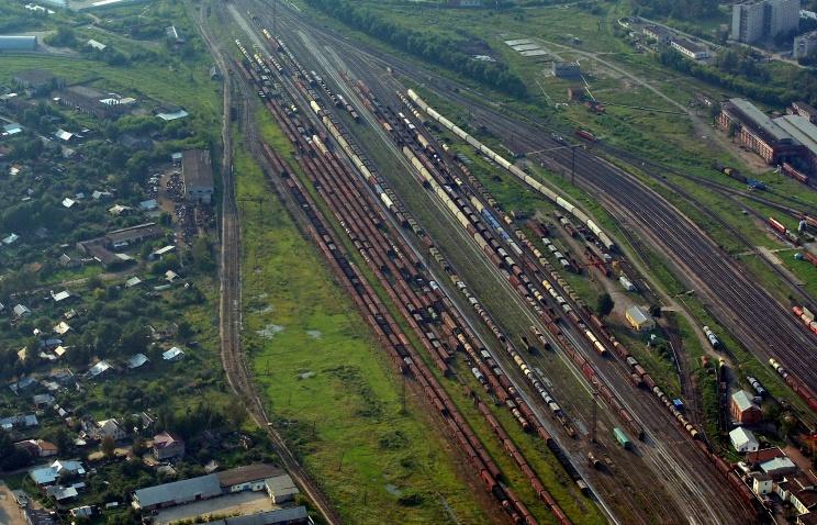 Обзор железнодорожного рынка РФ в сентябре-октябре 2015 г. (кислая)