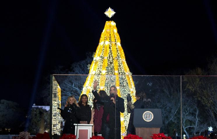 """В США член городского совета уволилась из-за слова """"рождественский"""" в названии церемонии (кислая)"""