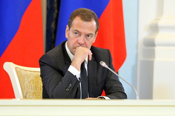 Д. Медведев: Новая реальность: Россия и глобальные вызовы (полный текст статьи) (кислая)