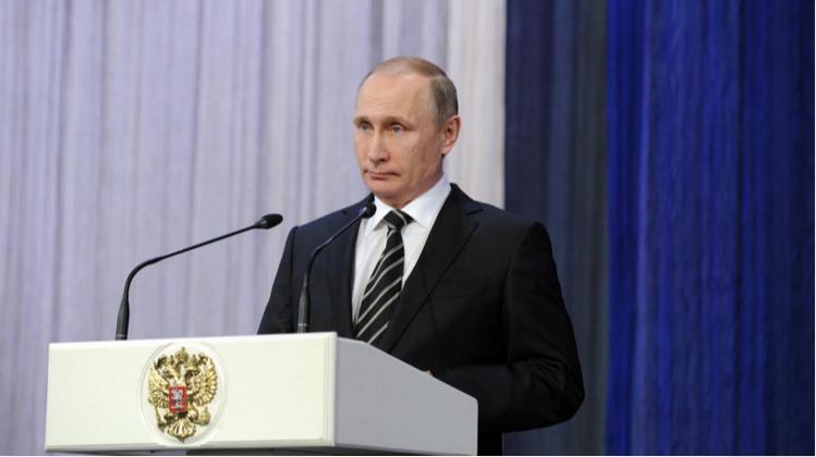 Владимир Путин сделал специальное заявление по прекращению боевых действий в Сирии (Satprem)