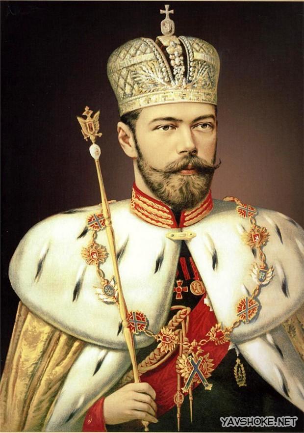 Николай II, жертва или сам себе злобный буратино? ч.2 (Имперский шут)
