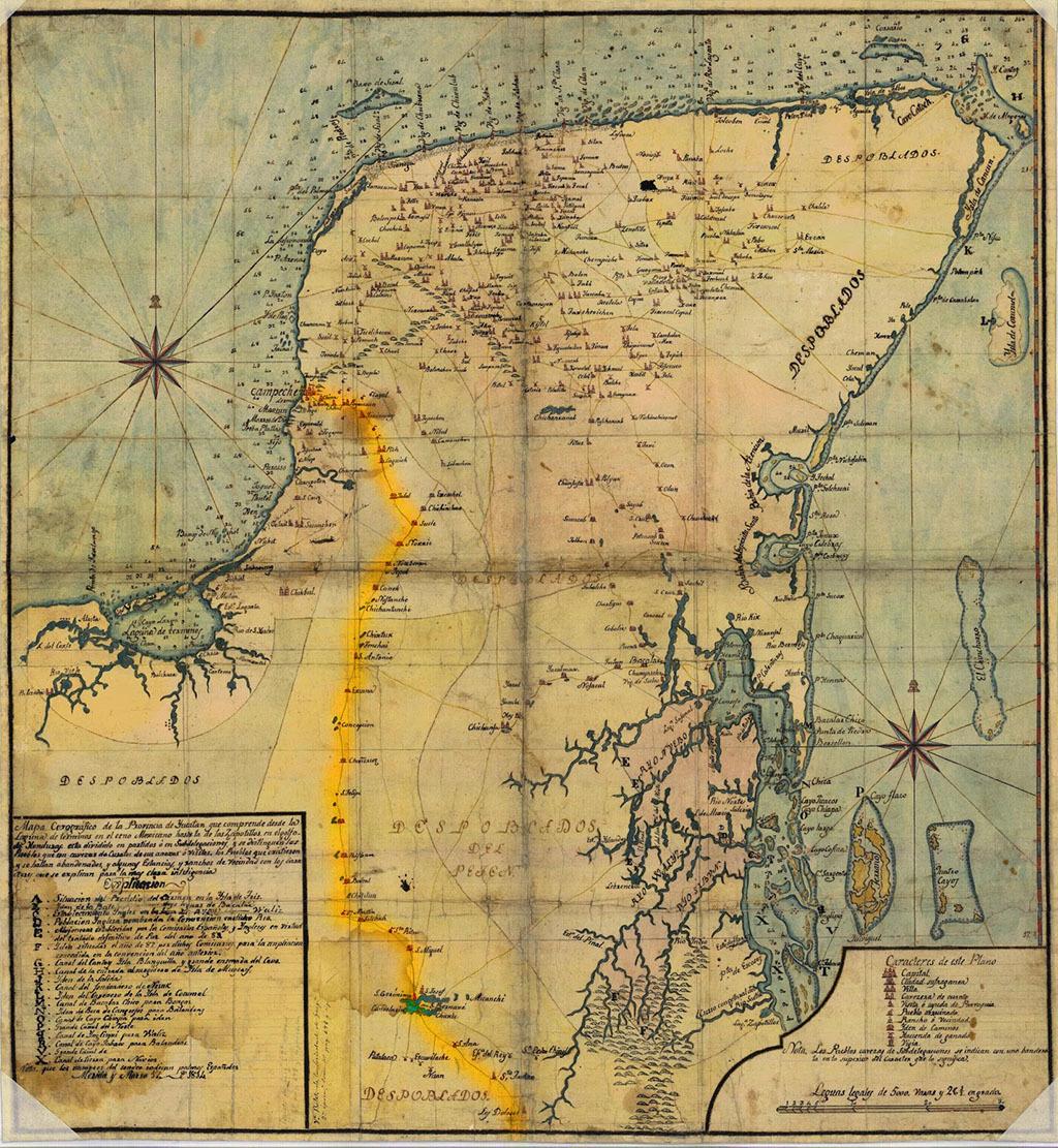 Тайясаль 1695–1696: последний бой капитана Диаса