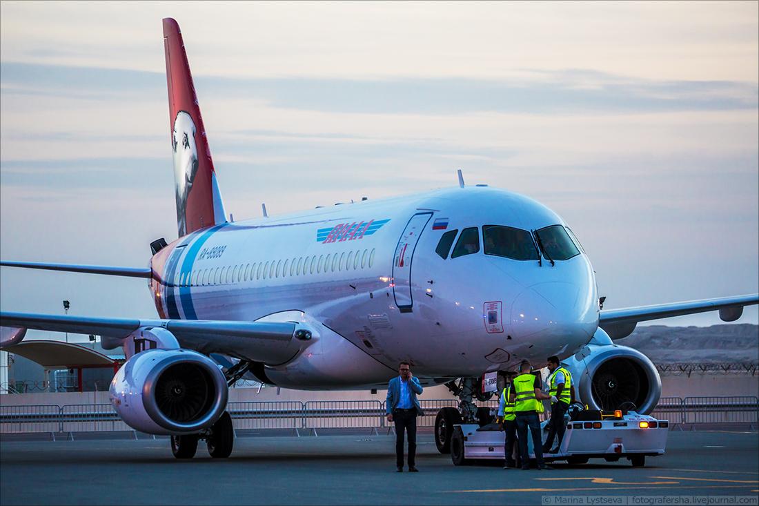 Словенская Adria Airways приобретет 15 самолетов Sukhoi Superjet 100 (EgGor)