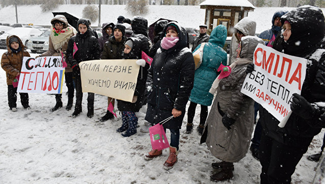 ОЭС Украины: прогноз на зиму 2018/2019 (Михаил Становой)