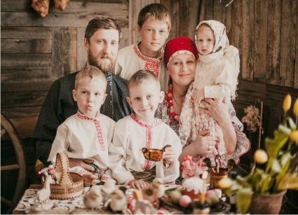 Стратегия преодоления демографической катастрофы России (Владимир Маслов)