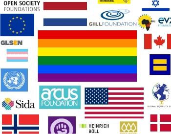 Новый Содом. ЛГБТ-движение как политическая проблема. Владимир Маслов (книга) (Владимир Маслов)