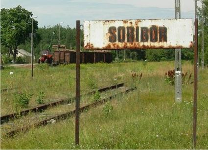 Почему археологи не ищут останки убитых в Собиборе? (Владимир Маслов)