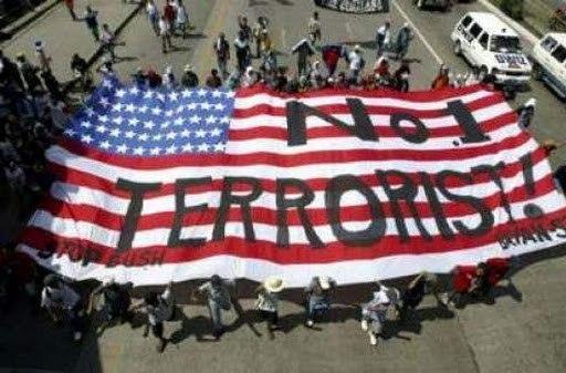 США - это террористическое государство (Владимир Маслов)