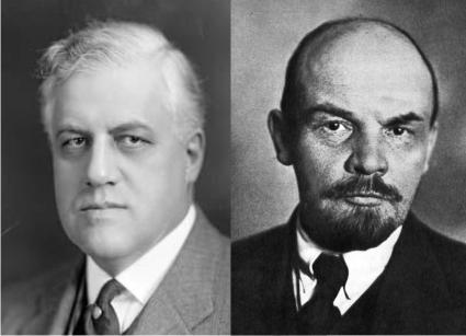 Аресты и депортации Палмера-Гувера или У кого Ленин украл идею Философского парохода (Владимир Маслов)