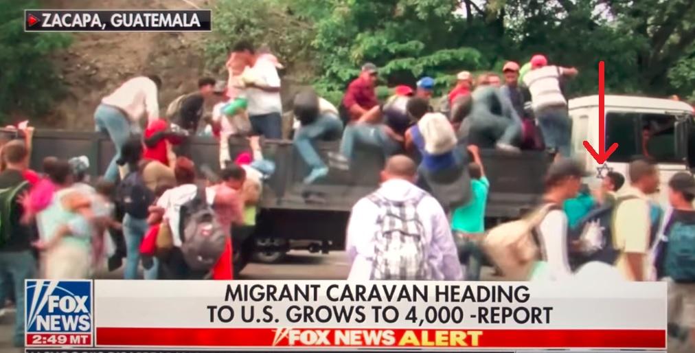 История с беженцами из Гондураса в США обрастает новыми интересными подробностями