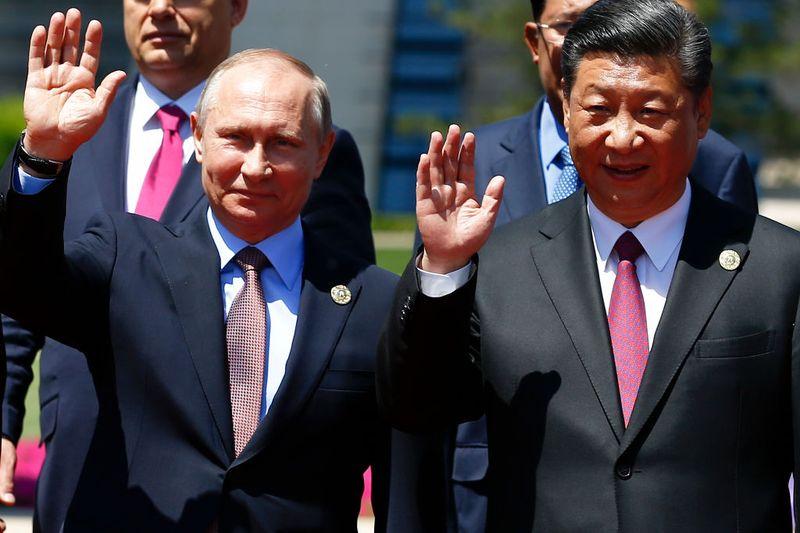 Bloomberg: Американский новый мировой порядок официально сдох. (GORA)