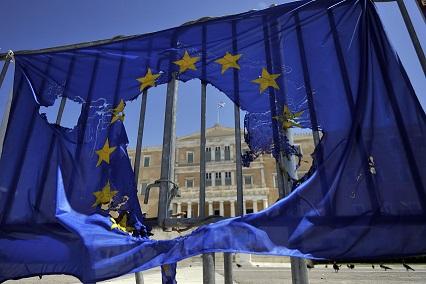 Макрон: Как спасти Европейский цивилизационный проект (GORA)
