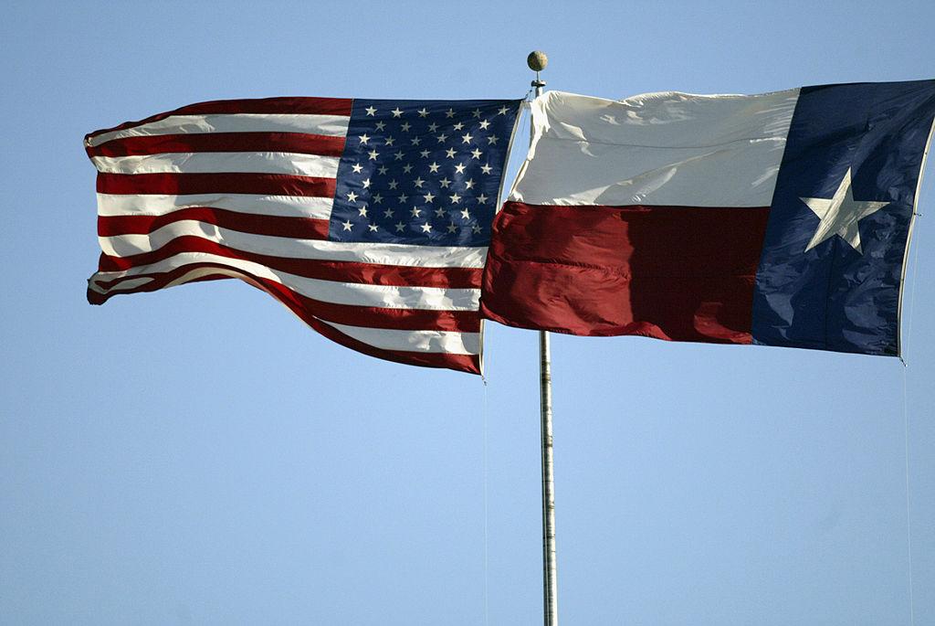 Штат Техас требует отмены итогов выборов президента США, в 4х других штатах (GORA)