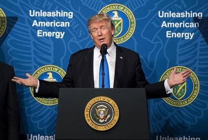 Washington Post: Трамп планирует 72% сокращение расходов для департамента ВИЭ (GORA)