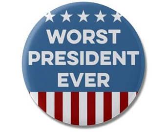 3 ноября 2020 года - выборы худшего президента США (GORA)