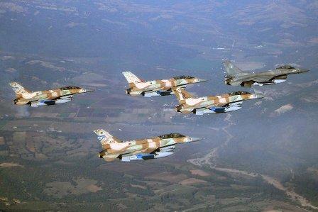И тут Израиль заплакал... Российские ВКС начали патрулирование неба Ливана?! (Emp_IL)