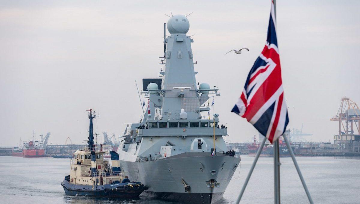 """Двое - это коалиция! Или какой из кораблей пожертвует Британия для потопления """"иранцами""""? (Emp_IL)"""