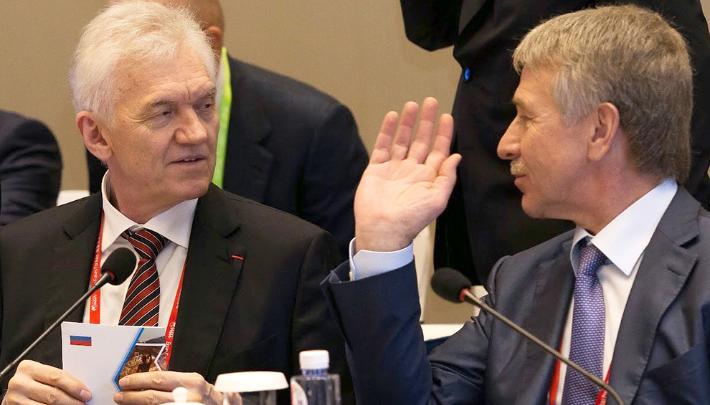 """""""Газпром"""" vs """"Новатэк"""": стоит ли государству поддерживать """"разумную конкуренцию""""? (vadim44622)"""