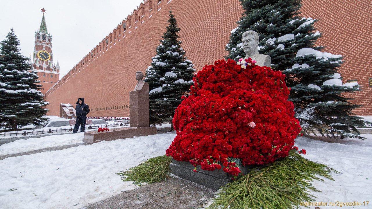 21 декабря 1879 - родился Иосиф Виссарионович Сталин. (John Nada)