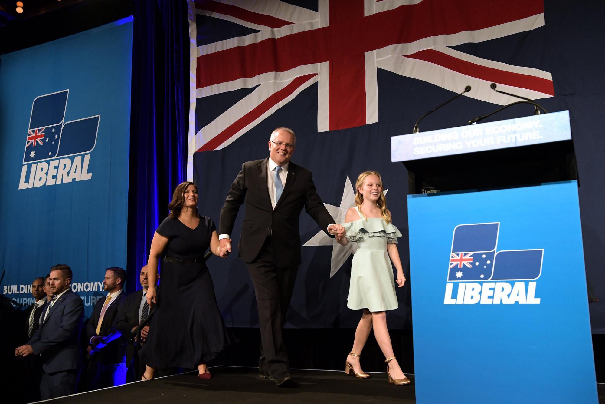 Сторонник Трампа одерживает ошеломляющую победу на выборах в Австралии, лоббисты зеленой аферы в пролете