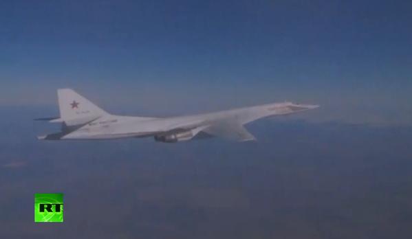 Сводка военных действий в Сирии 17 ноября 2015 года, массированные авиационные удары крылатыми ракетами и авиабомбами по объектам ИГИЛ нанесла Дальняя авиация ВКС России (Туфелька)