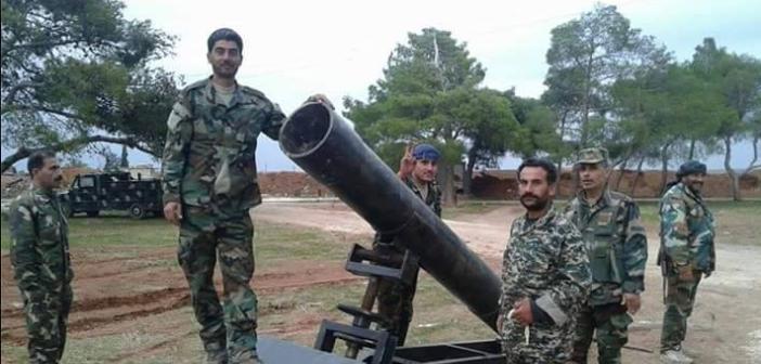 Военные действия в Сирии 27 ноября 2015 (Туфелька)
