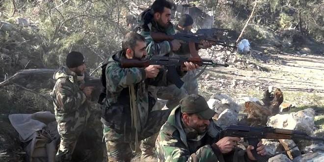 Сводка военных действий в Сирии за 30-31 декабря 2015 года (Туфелька)