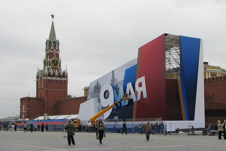 А.Проханов: Вопрос к Путину о драпировке Мавзолея (Смешинка)