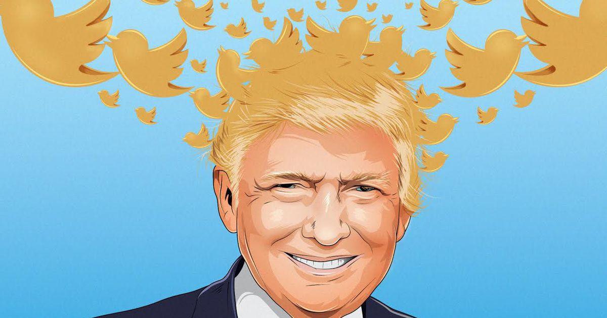 Свежий Трамп: Сраная Германия выигрывает за счёт ПОПС - а ФРС ставит нам палки в колеса (skif-99)