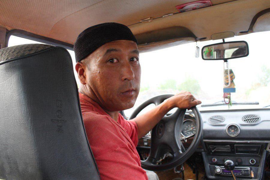 Сколько мигрантов среди таксистов? Да больше половины! (skif-99)