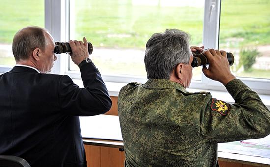 Путин объявил внезапную проверку в Вооруженных силах (sevik68)